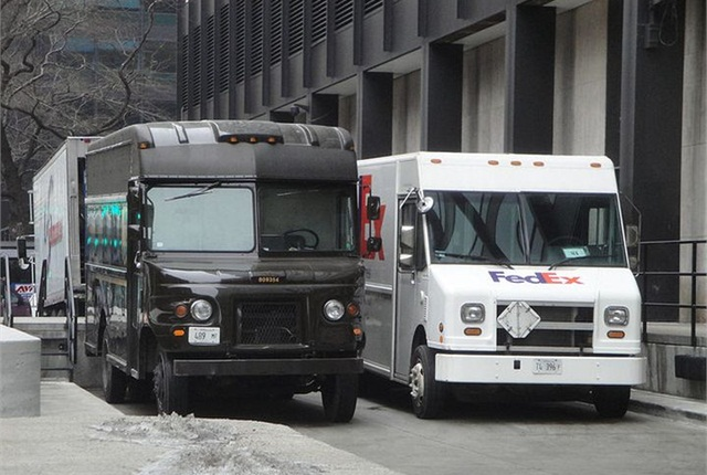 UPS and FedEx Have Seen Drastic Increases In Traffic